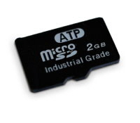 INDUSTRIAL MICRO SD CARD   200 X